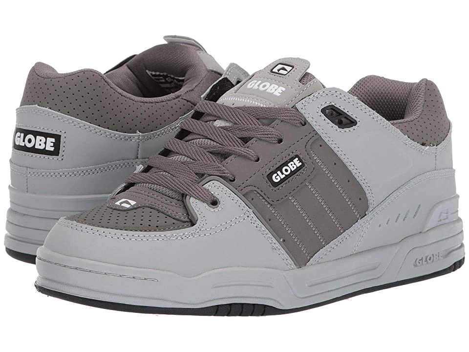 aeda88609d Globe Fusion (Charcoal High-Rise) Men s Skate Shoes