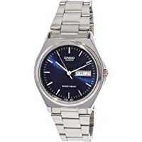 Deals on Casio Mens Core MTP1240D-2A Blue Quartz Fashion Watch