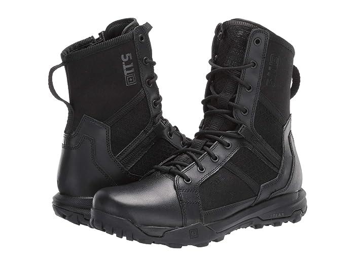 5.11 Tactical  A.T.L.A.S 8 Boot SZ (Black) Mens Shoes