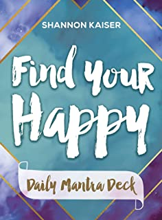 Find Your Happy Daily Mantra Deck