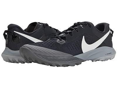 Nike Air Zoom Terra Kiger 6 (Off Noir/Spruce Aura/Black/Iron Grey) Men