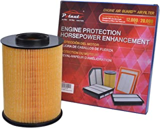 POTAUTO MAP 6008 (CA11114) Engine Air Guard Filter Replacement for FORD, ESCAPE, FOCUS, TRANSIT CONNECT, LINCOLN, MKC