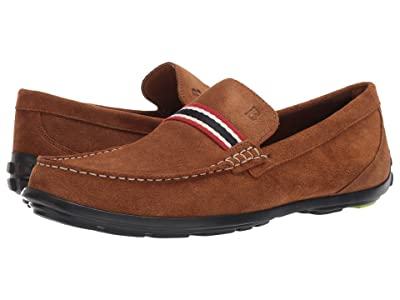 Bostonian Grafton Driver (Cola Suede) Men