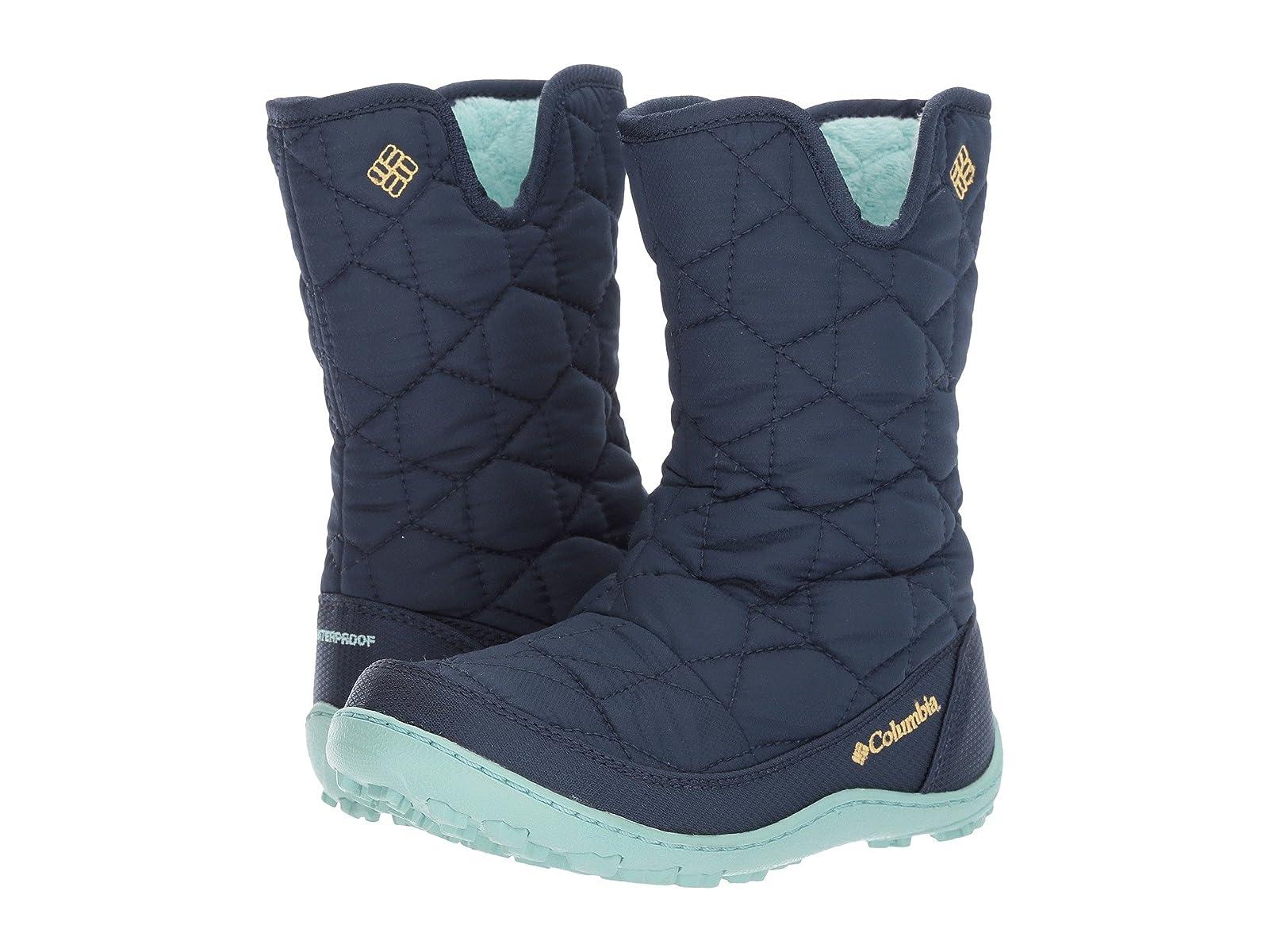 Columbia Kids Minx™ Slip Omni-Heat™ Waterproof Boot (Little Kid/Big Kid)Cheap and distinctive eye-catching shoes