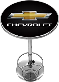 Chevrolet Chrome Pub Table