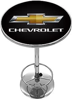 Chevrolet Chrome Pub Table