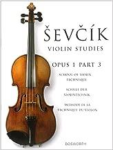 Sevcik Violin Studies - Opus 1, Part 3: School of Violin Technique