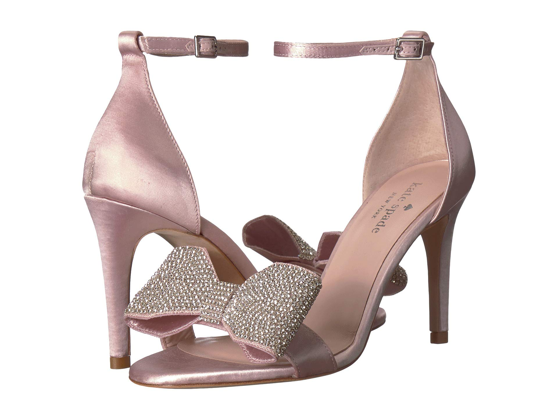8e76e1f49f85 Kate Spade New York Gweneth Heeled Sandal at Luxury.Zappos.com