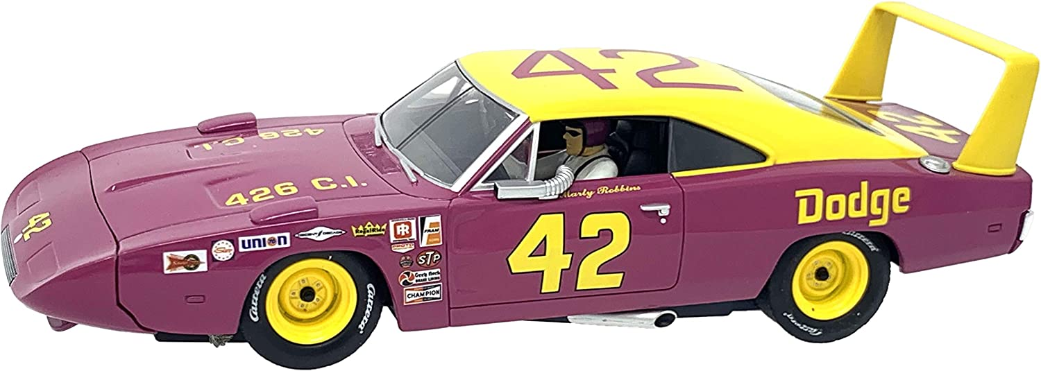 Carrera Selling rankings 27638 Dodge Charger Daytona No. 42 Our shop most popular Scale 1:32 Slo Analog