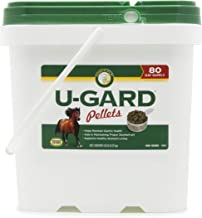 Corta-Flx U-Gard Pellets |All Natural Equine Digestive Supplement to Maintain Gastric Health | Helps Prevent Ulcer Formati...