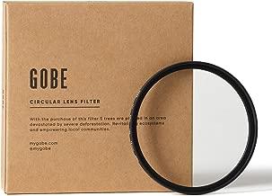 Gobe 72mm SCHOTT 16-Layer Multi-Resistant Coated Ultra Violet Filter