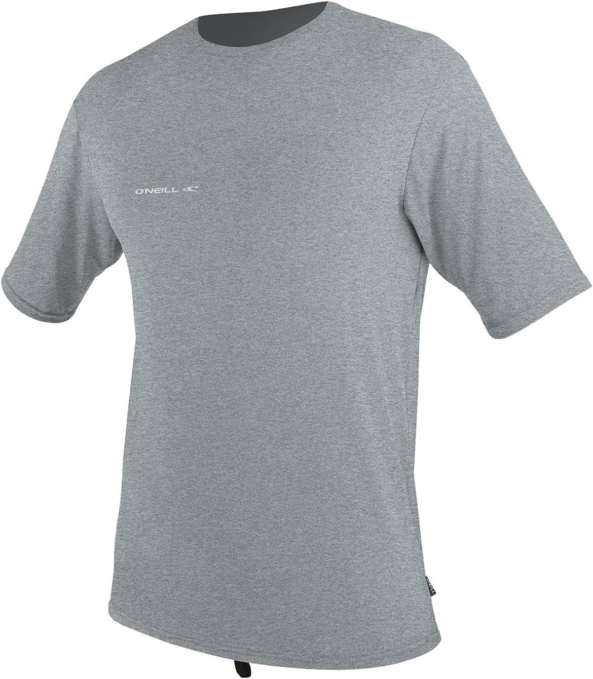 O'Neill Selling Men's Hybrid UPF 50+ Shirt Sun Max 47% OFF Sleeve Short