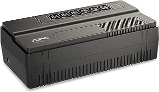 APC Easy-UPS BV BV650I Sistema de Alimentación Ininterrumpida (SAI), 650VA, AVR, 6 salidas IEC