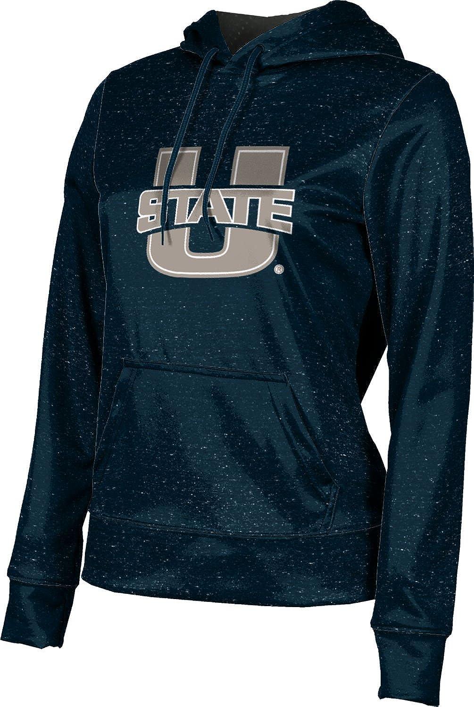 ProSphere Utah State University Girls' Pullover Hoodie, School Spirit Sweatshirt (Heather)