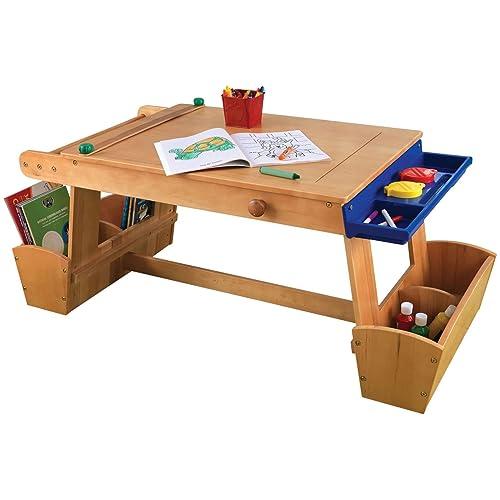 Kids Art Table Amazon Com