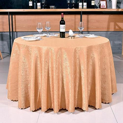 Hotel tischdecke,restaurant dining room doppel-decker round square tischtuch,tischdecke faric, florale tuch-D Durchmesser280cm(110inch)