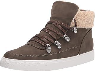 Report womens Adair Sneaker, Dark Olive, 6 US