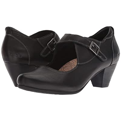 Taos Footwear Studio (Black Leather) Women
