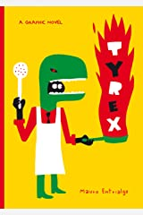 Tyrex Broché