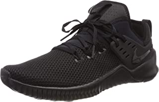 Nike Mens Free Metcon Training Shoes (8.5 D(M) US) Black/Black/Black