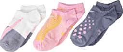 Performance Everyday Lightweight No-Show Socks3-Pair Pack (Little Kid/Big Kid)