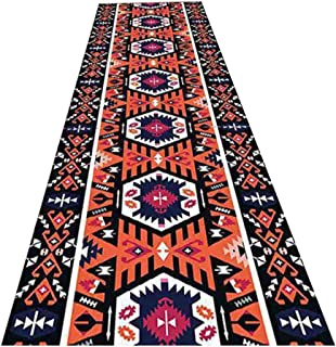 Non-Slip Carpet YANZHEN Hallway Runner Rugs Living Room Coffee Table Pad Non-Slip Cuttable Easy to Clean, 6mm Thick, Custo...