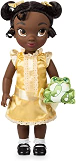 Disney Animators` Collection Tiana Doll - The Princess and The Frog - 16 Inch