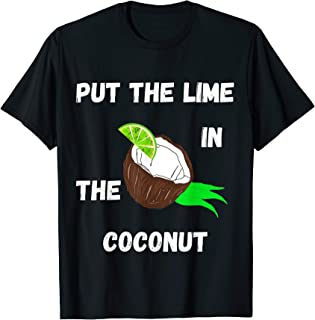 Coconut Lime Put The Lime In The Coconut Lemon Cocktail