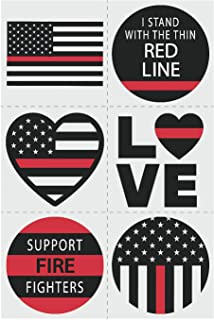 Best thin red line tattoo Reviews