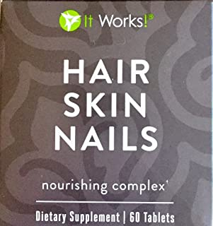 Best it works hair skin nails men's results Reviews