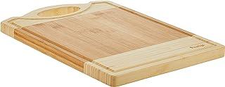 Prestige 2724297204986 Bamboo Cutting Board, Brown, W 32.6 x H 24.8 x D 2.0 cm