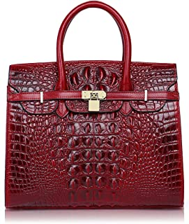 Best isabella adams croco embossed tote bag Reviews