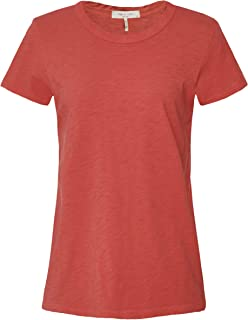 Rag and Bone Women's The Tee T-Shirt Orange