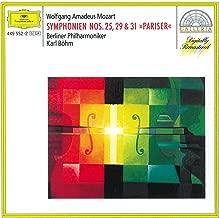 Mozart: Symphonies Nos.25, 29 & 31