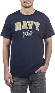 Elite Fan Shop NCAA Men's Team Color Short Sleeve T-Shirt