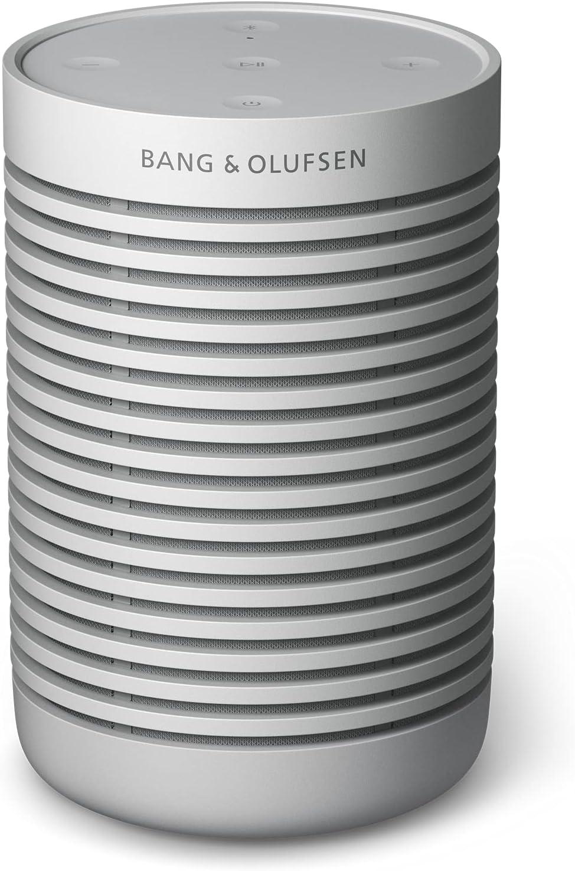 Beosound Explore Bang & Olufsen : enceinte Bluetooth d'extérieur - Gris