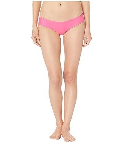 Hurley Quick Dry Hipster Surf Bottoms (Hyper Pink) Women