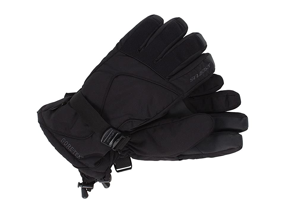 Seirus Heatwavetm Cornicetm Gore-Tex(r) Glove (Black) Extreme Cold Weather Gloves
