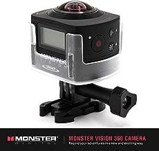 Monster Digital Camvr-0360-a Vision Vr Action Sport Camera