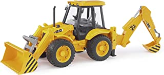 Bruder Toys 02428 JCB 4CX Loader Backhoe