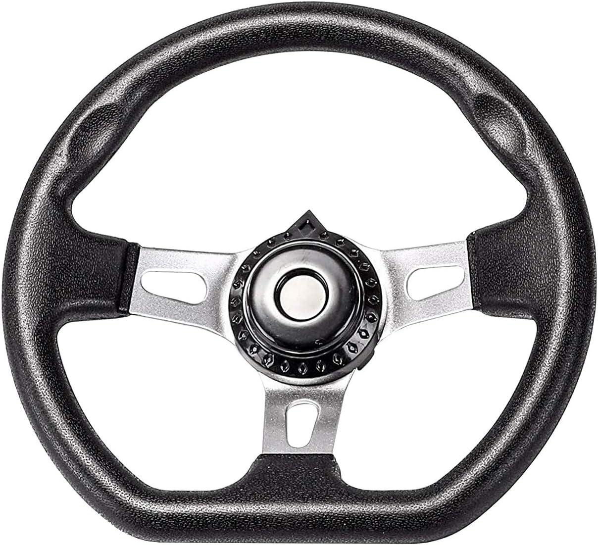 ZXTDR 10.6'' Steering Wheel For Direct sale of online shop manufacturer Buggy Mini Kart Kandi Go