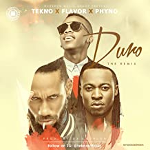 Duro (Remix) [feat. Flavour & Phyno]