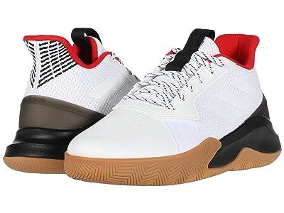 adidas Run The Game (Footwear White/Footwear White/Core Black) Men