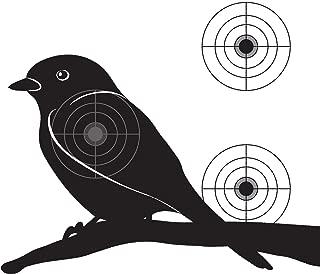 iCandy Combat Bird Target Paper Practice Shooting Targets