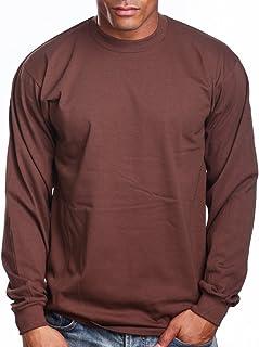 PRO 5 Super Heavy Mens Long Sleeve T-Shirt