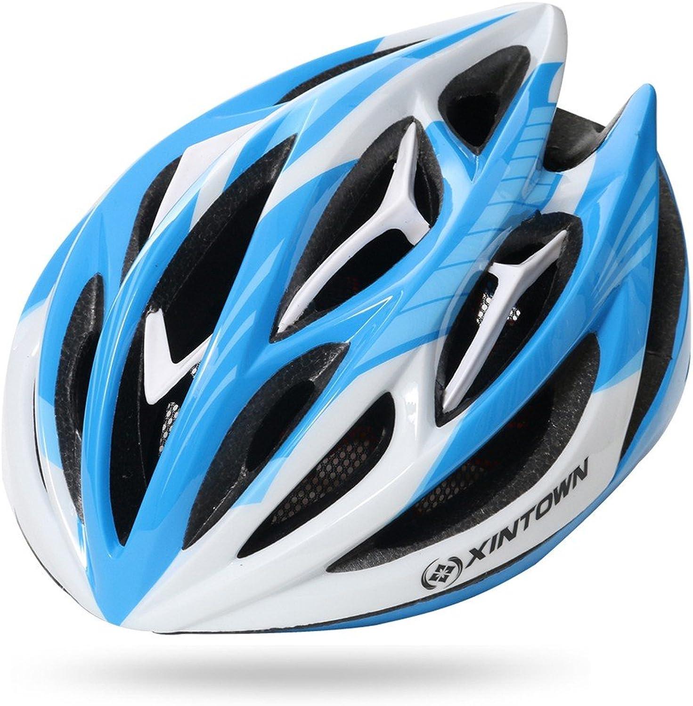 Ergou Fahrradhelm Kiel Mountain Bike Helm One-Piece Helm Riding Helm Fahrrad Ausrüstung