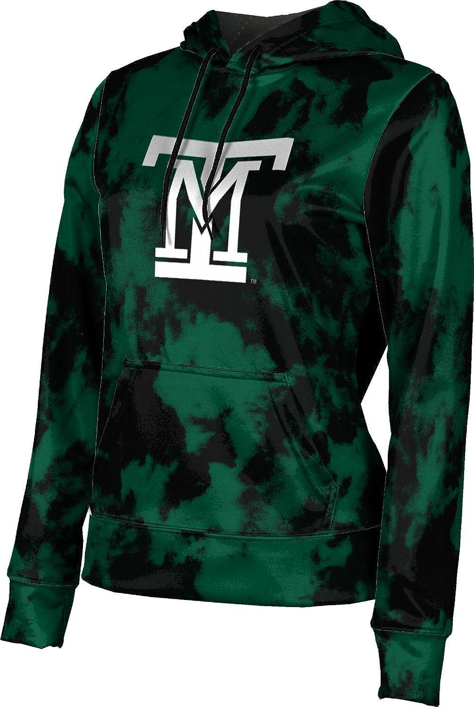 ProSphere Montana Tech of The University of Montana Girls' Pullover Hoodie, School Spirit Sweatshirt (Grunge)