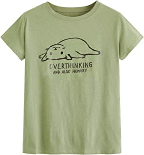 Best overthinking cat t shirt Reviews