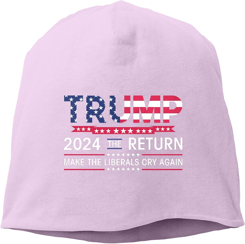 chenhe Trump 2024 The Return Popular brand in the world Make Cry New popularity Liberals Again Hat,Un