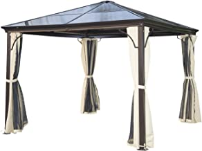 Polycarbonate Gazebo Roof Panels